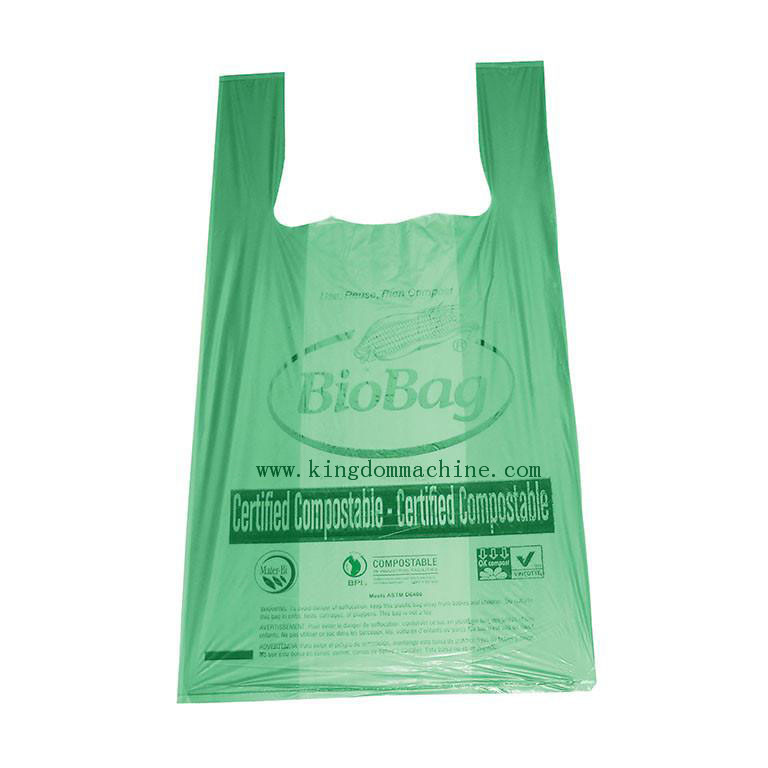 Biodegradable PLA Bag