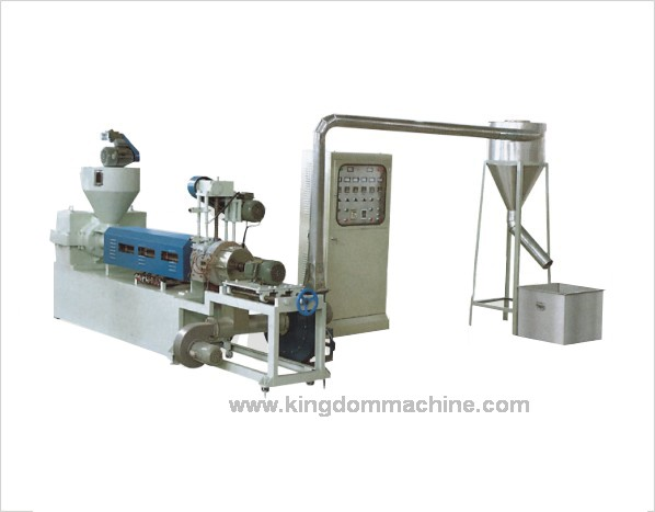 Wind cooling Recycling Compounding Machine