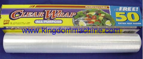 PE wrap cling film