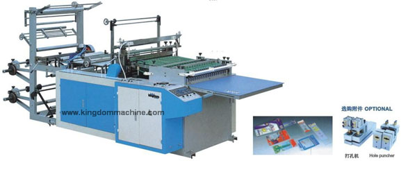 Side sealnig machine