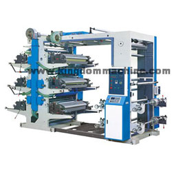 Flexographie Machine