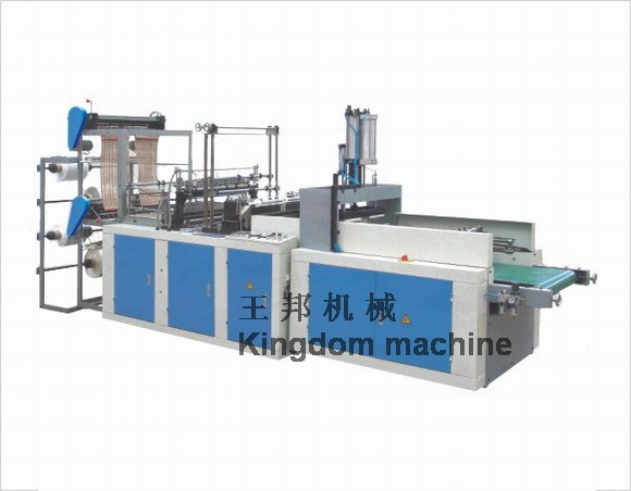 T-shirt Bag making Machine(4 lines)