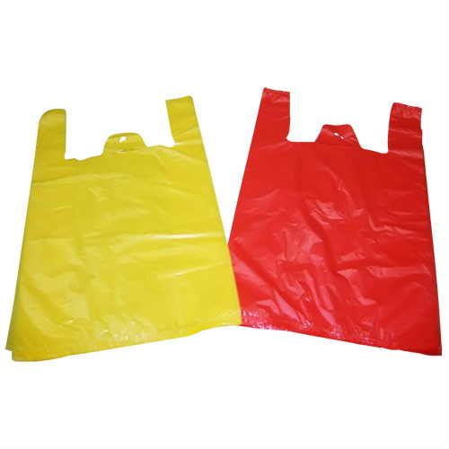 unprinted T-shirt Bag