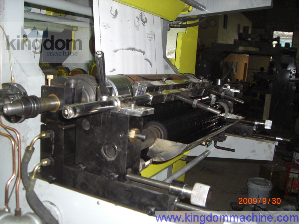 doctor knife for flexo printing machine