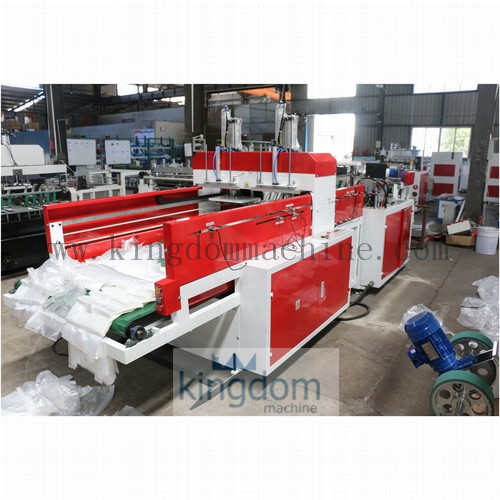 Biodegradable Plastic Bag Machine shipment