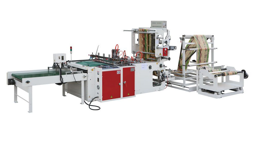High Speed Chicken Bag Making Machine